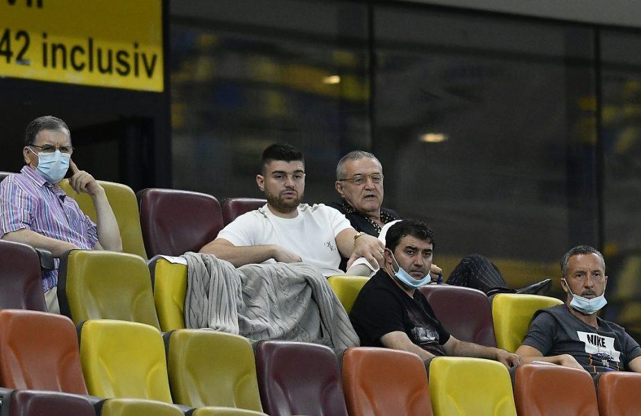 """Gigi Becali, aproape de a semna cu încă un atacant. Negocierile sunt doar o formalitate. """"Creştem jucători şi îi dăm mai departe"""""""