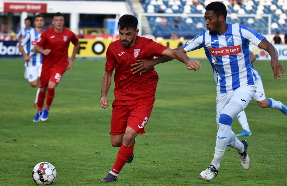 Poli Iaşi – Chindia Târgovişte 1-0. Echipa lui Săndoi, prima care este matematic retrogradată. Passaglia a înscris golul victoriei