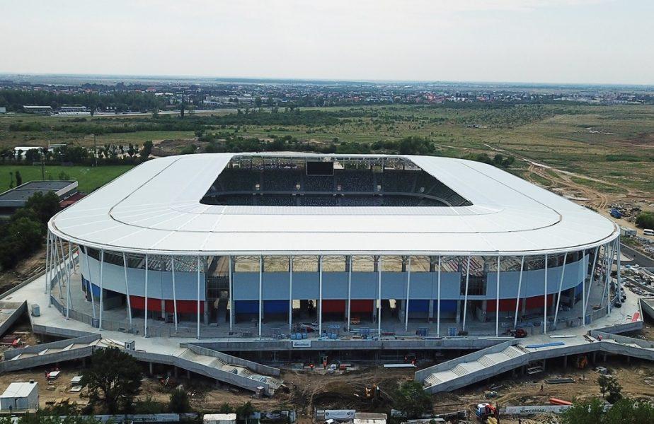 """Imagine de senzaţie cu Stadionul Steaua. Cum va arăta, în interior, """"bijuteria"""" de 100 de milioane de euro"""