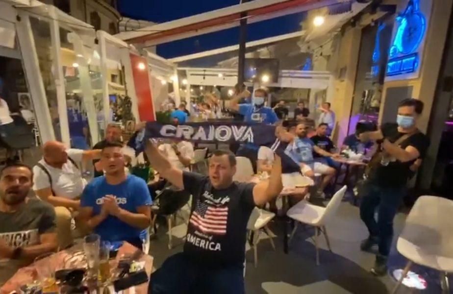 VIDEO | Fierbe Bănia! Oltenii fac spectacol în centrul oraşului! Imaginii superbe din Craiova