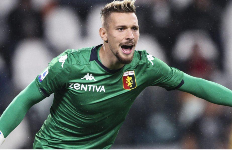Ionuţ Radu va evolua pentru o fostă câştigătoare a Champions League! Decizia anunţată de italieni