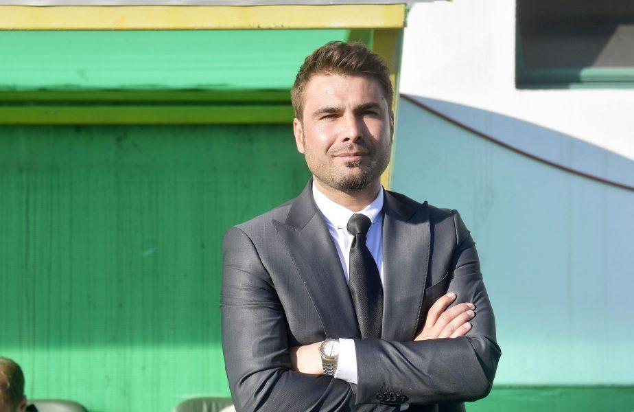 """Răzvan Burleanu şi-a luat gândul că Adrian Mutu va continua pe banca României U21. """"Are foarte multe oferte, inclusiv din străinătate"""". Preşedintele FRF, ultimatum pentru """"Briliant"""""""