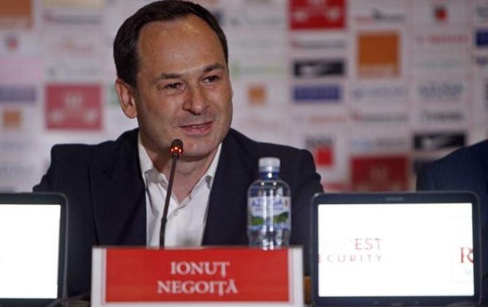 Reacţia lui Ionuţ Negoiţă după ce cluburile din Liga 1 au votat pentru retrogradarea lui Dinamo