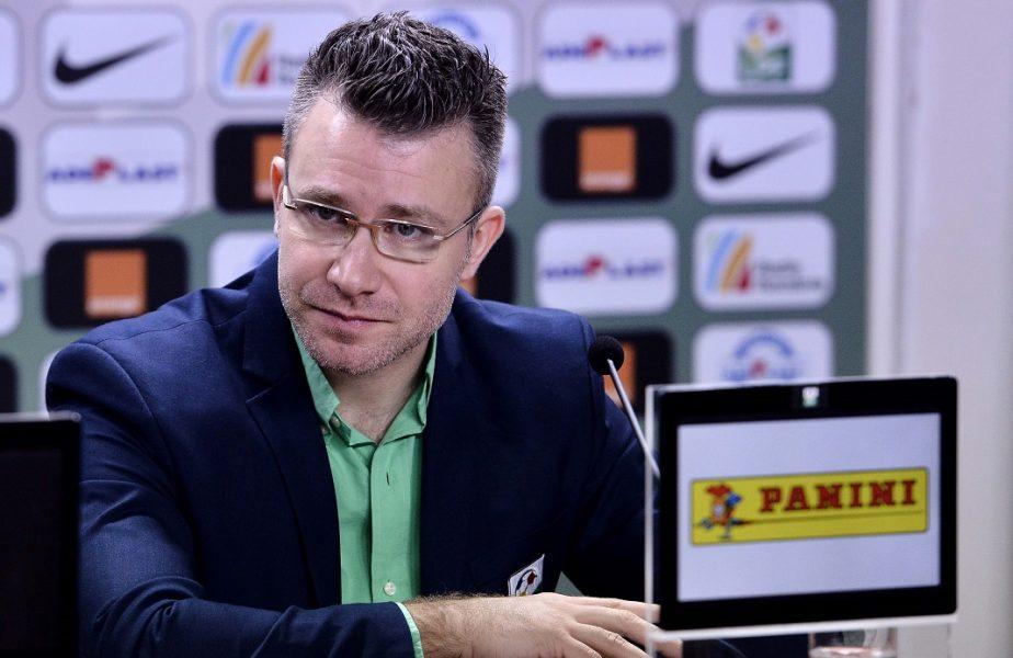 Mesajul lui Justin Ştefan, după haosul creat în campionat! LPF face tot posibilul să salveze Dinamo – 16 echipe în Liga 1. Cluburile vor decide