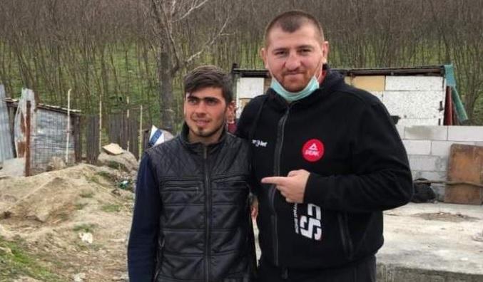 """Declaraţia Poliţiei după ce Sergiu """"Călăreţul"""" s-a ales cu dosar penal. Schimbarea a venit după ce a primit o casă de la Moroşanu"""