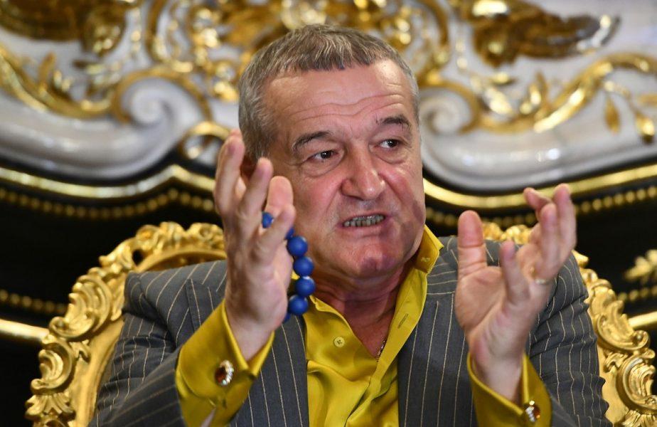 """Frica de interdicţie l-a făcut pe Becali să bage mâna-n buzunar! Decizia luată de finanţatorul FCSB: """"Nu am băut gaz"""""""