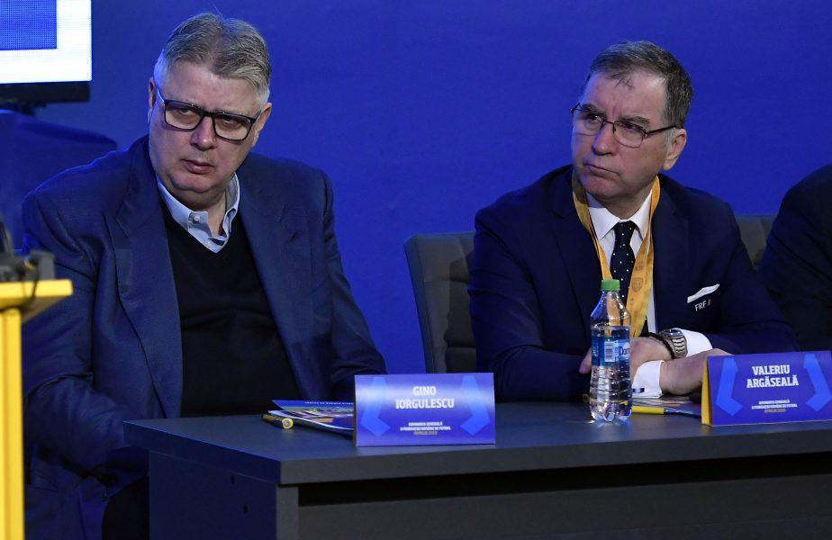 """FCSB şi Botoşani nu au votat pentru noul sistem al Ligii 1: """"Nu cunosc motivele, nu şi-a argumentat poziţia"""""""