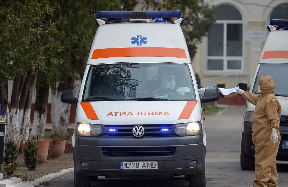 Iulian Răduţă a cedat nervos şi a ajuns la spital după ce şi-a tăiat venele într-un geam