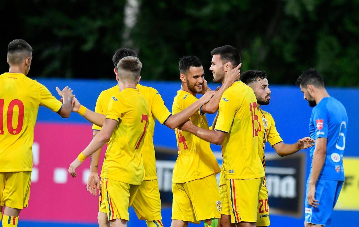Scandal uriaș la România U21