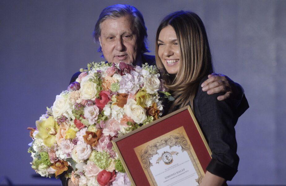 Ilie Năstase, afacere de lux cu familia Simonei Halep!