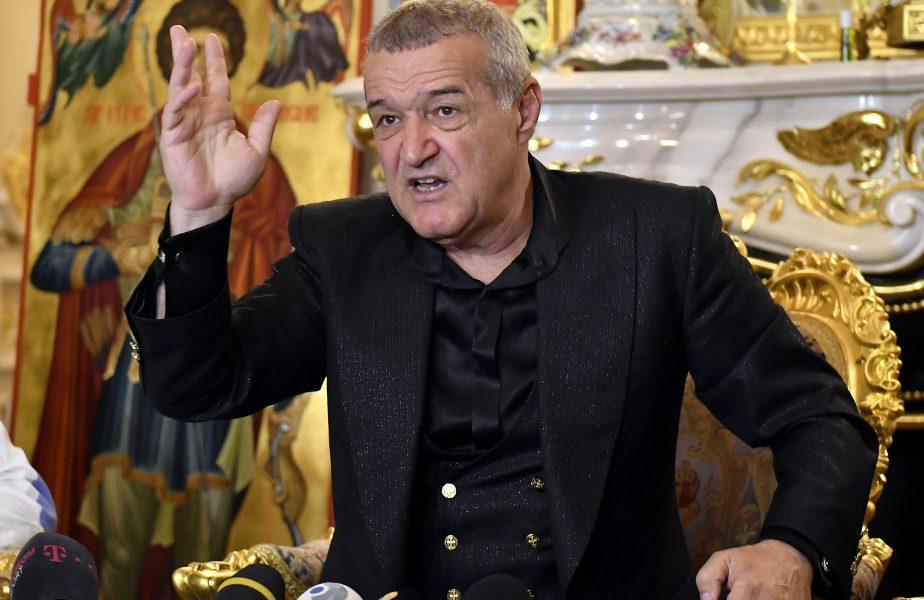 """Becali aduce sperietoare pentru Vlad: """"Are aproape 2 metri!"""" Mesajul ferm al patronului FCSB"""