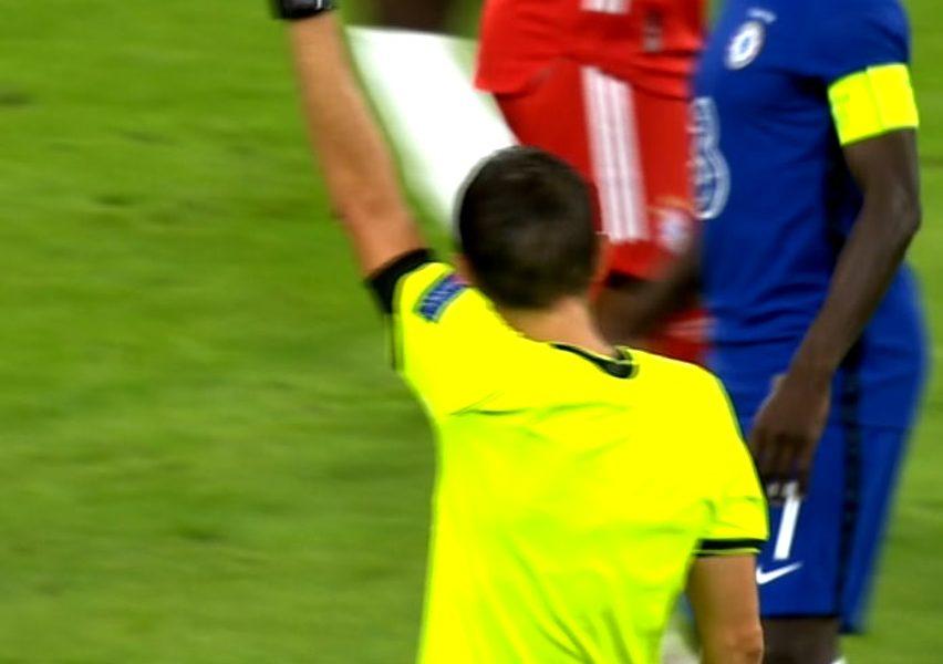 Ovidiu Haţegan, decizii perfecte în Bayern – Chelsea! Penalty pentru nemţi şi gol anulat echipei lui Lampard