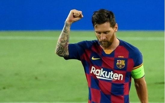 Bornă istorică pentru Messi, după golul marcat cu Napoli! Cristiano Ronaldo priveşte cu invidie