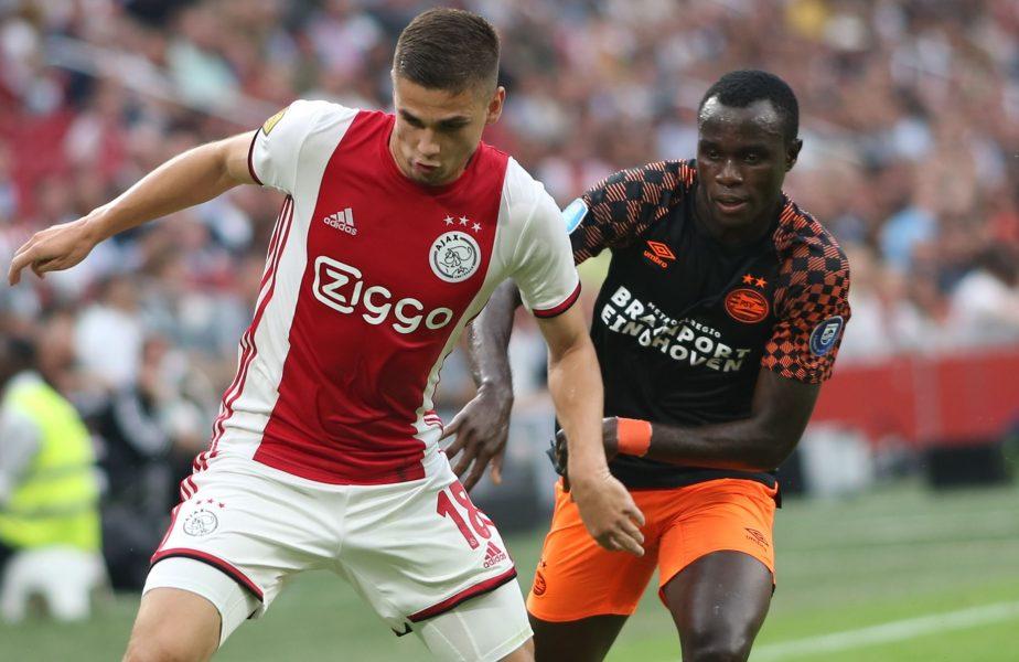Debut cu dreptul pentru Răzvan Marin! Cum s-a descurcat mijlocaşul român la primul meci al lui Ajax după cinci luni