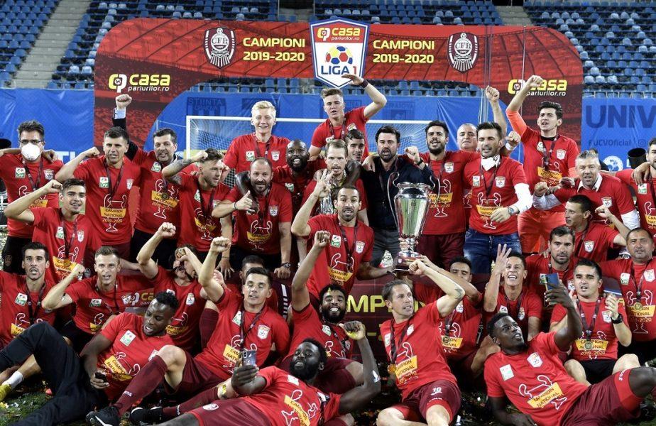 CFR Cluj – Floriana, în primul tur al preliminariilor Champions League. Campionii lui Dan Petrescu se luptă, în Malta, pentru calificare!