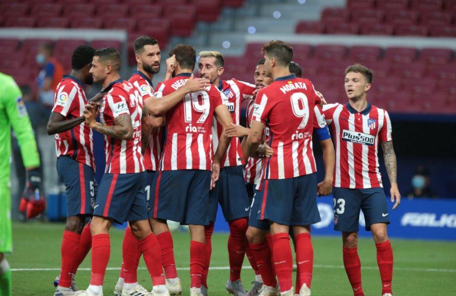 NEWS ALERT! Cutremur la Atletico Madrid! Spaniolii au anunţat două cazuri de coronavirus înaintea duelului cu Leipzig, din UEFA Champions League