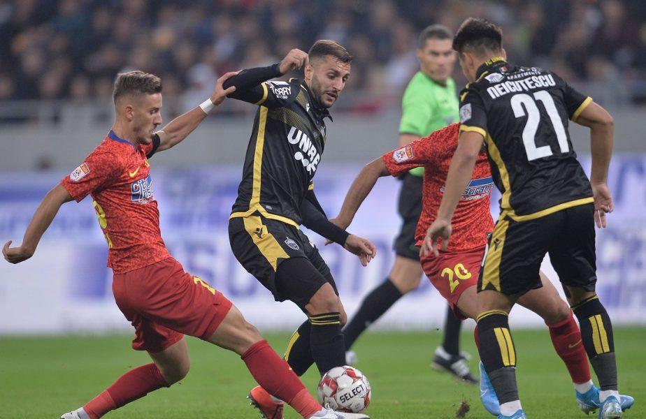 """Mesajul emoţionant al lui Montini după despărţirea de Dinamo: """"Am zâmbit adesea, dar am şi plâns"""""""