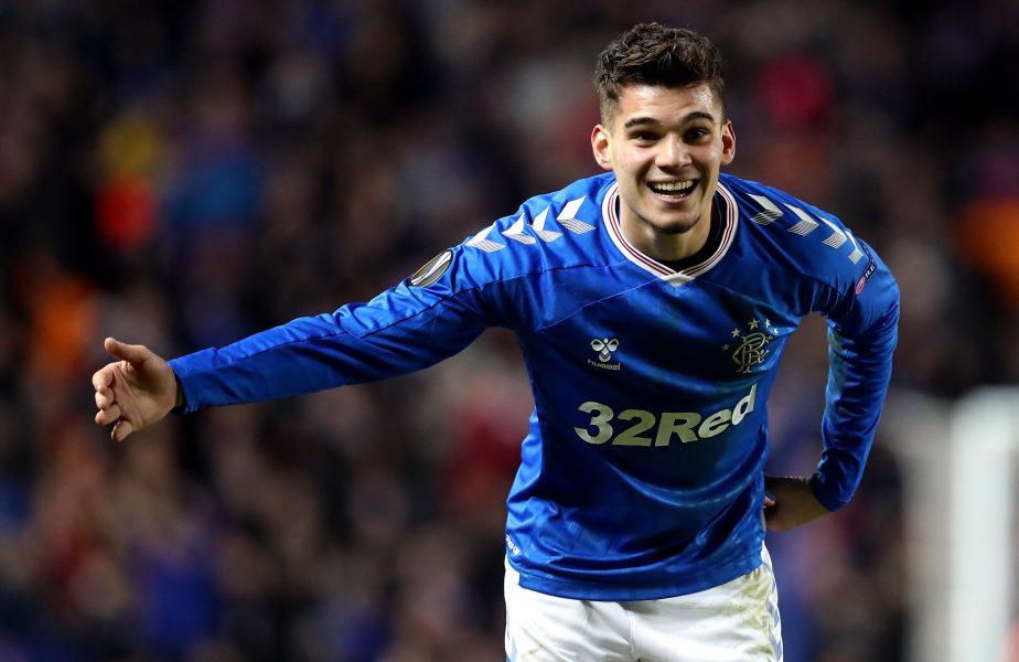 """Reacţia lui Ianis Hagi, după startul perfect cu Rangers în Scoţia: """"M-am simţit incredibil"""""""