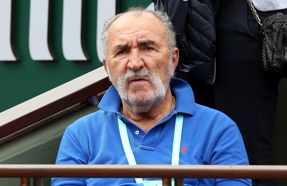 """""""Ia-ţi mâinile de pe el!"""" Bărbatul căruia Ion Ţiriac era dispus să îi dea 10 milioane de euro, prins la mijloc în scandalul dintre fosta soţie şi actuala iubită"""