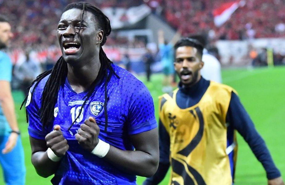 Răzvan Lucescu, tot mai aproape de titlu în Arabia Saudită după un meci incendiar! Gomis, două goluri şi un autogol