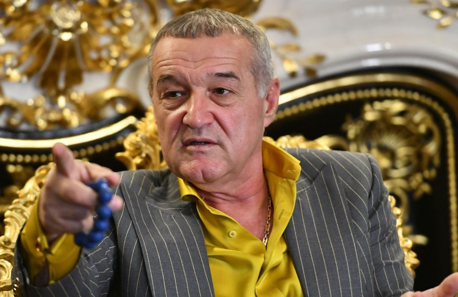"""Gigi Becali nu se lasă! """"Am pierdut la TAS, acum mergem mai departe, în România. Nu mă interesează 5.000 de euro"""""""