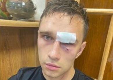 Roman Shirokov a luat-o razna! L-a bătut crunt pe arbitrul unui meci amical după ce nu a primit un penalty
