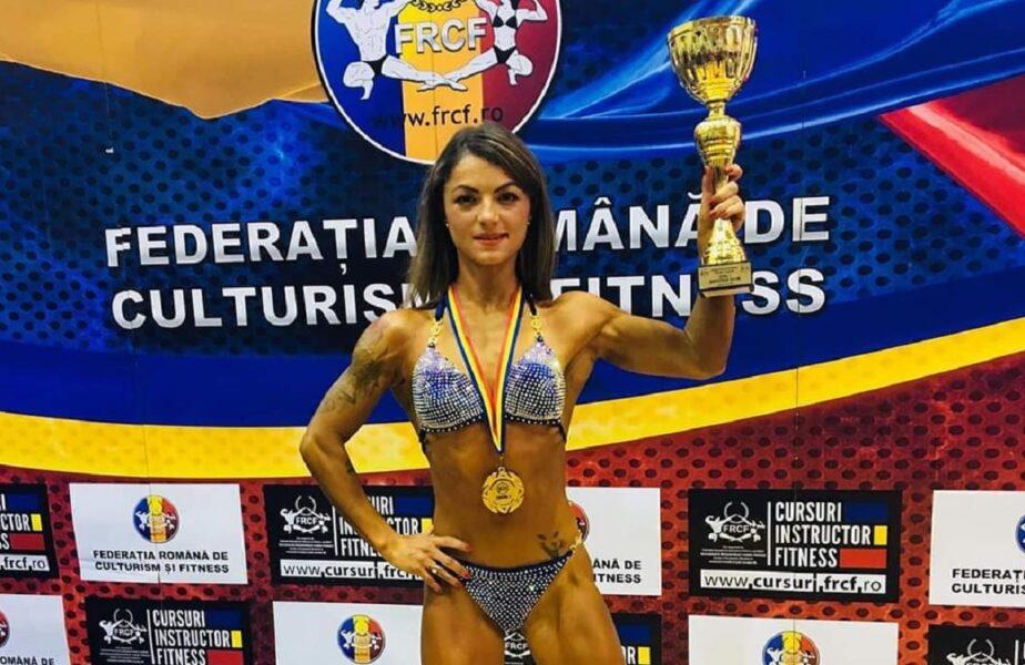 Nu toate culturistele sunt pline de muşchi! O fostă balerină face show total. Detalii la 19:55, la ştirile AntenaSport