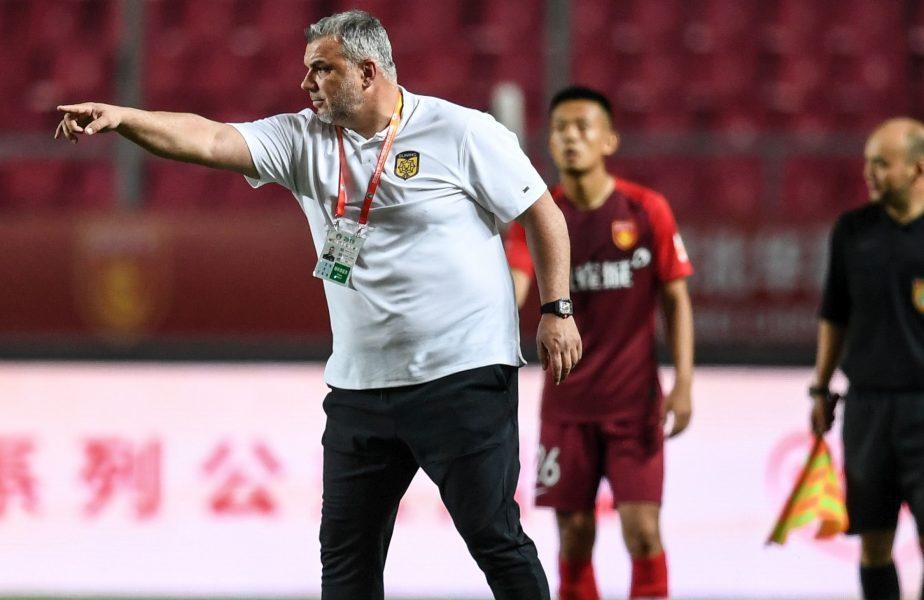 Olăroiu este pe cai mari în China! Cum a ajuns peste Cannavaro şi Benitez