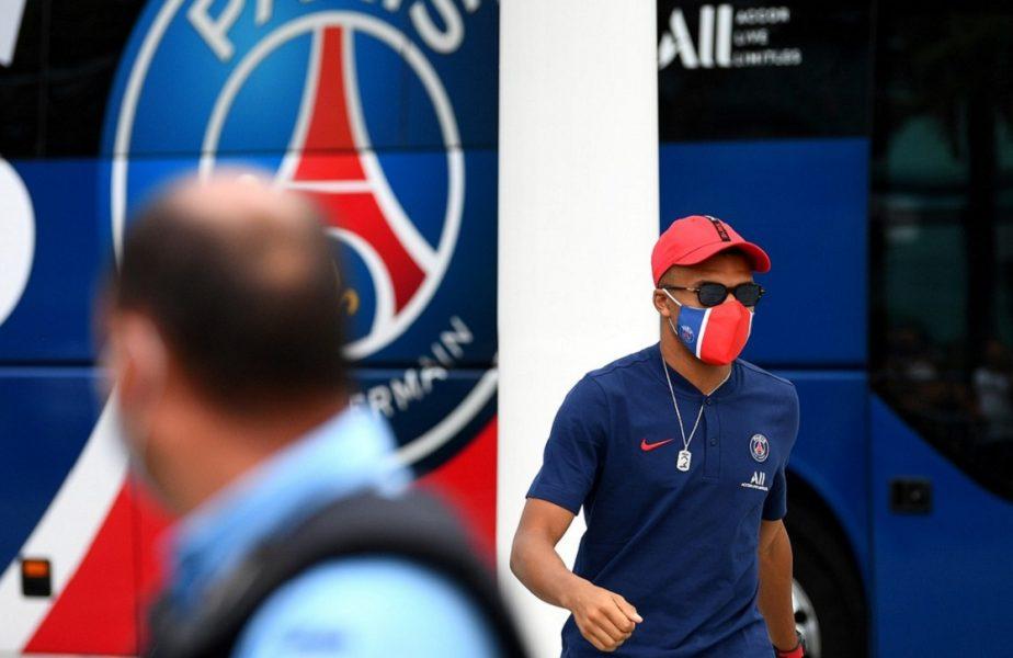 Continuă problemele pentru Kylian Mbappe. Thomas Tuchel a dezvăluit ce se va întâmpla cu starul de 21 de ani în meciul cu Atalanta