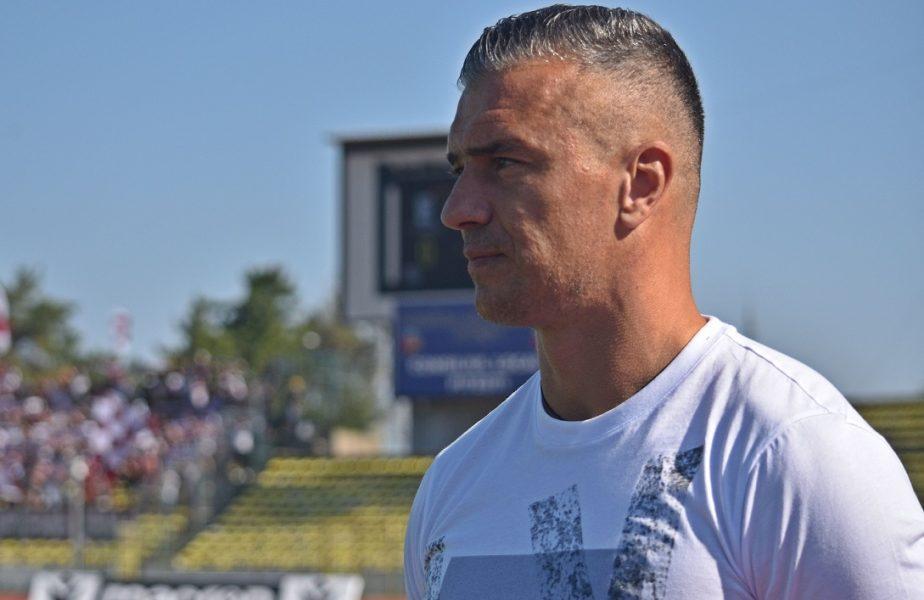 """Pancu l-a vrut secund pe principalul de la Rapid: """"Voiam să se ocupe de partea defensivă!"""""""