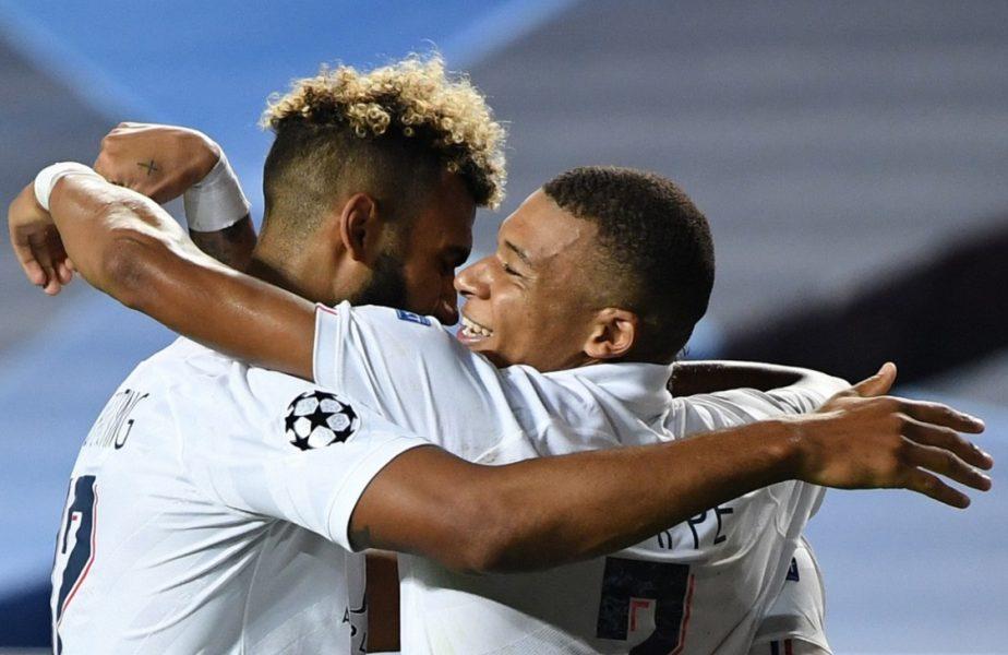 ULUITOR! Răsturnare fabuloasă de scor în sferturile UEFA Champions League. PSG a răpus-o pe Atalanta. Golul calificării a fost înscris în minutul 90+3!