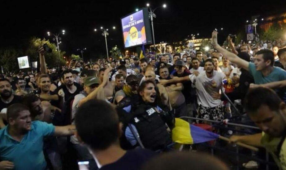 Ce face Ştefania Nistor, femeia jandarm, la doi ani după ce a fost bătută crunt la protestele din Piaţa Victoriei