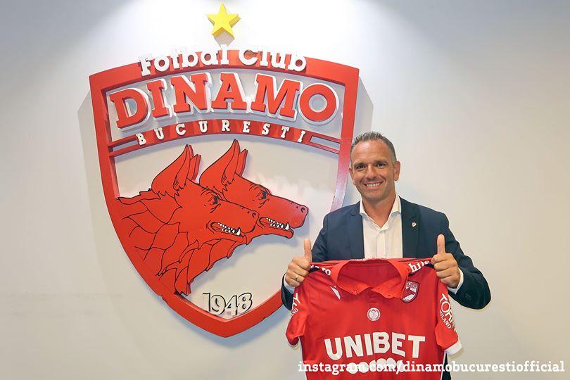 OFICIAL! Dinamo s-a vândut! Prima reacţie a lui Pablo Cortacero, noul patron al clubului