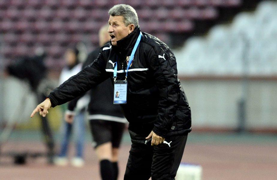 """""""Veni, vidi, vici, roiu!"""" Gigi Mulţescu, reacţie savuroasă după ce a aflat că spaniolii vor alt antrenor la Dinamo"""