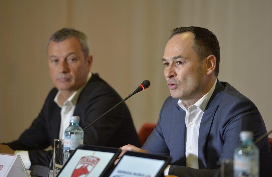 """Dezastrul lăsat în urmă de Negoiţă! Dinamo, umilinţă după umilinţă pe plan sportiv! Palmares groaznic al """"câinilor"""" în ultimii 8 ani"""