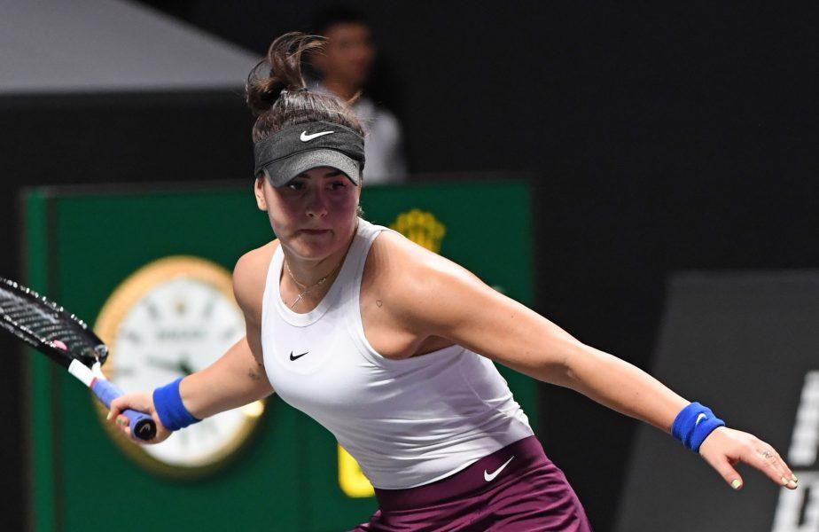 """Cutremur înainte de US Open! Bianca Andreescu, OUT de la turneul din New York: """"Pandemia mi-a compromis abilitatea de a mă pregăti"""""""