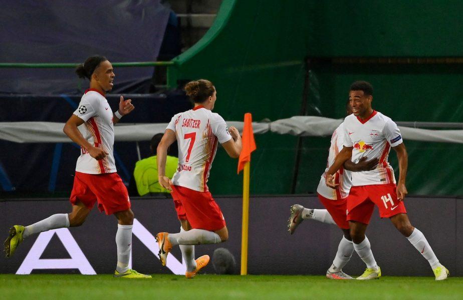 Leipzig – Atletico Madrid 2-1! Calificare istorică pentru nemţi! Leipzig – PSG, prima semifinală din Champions League