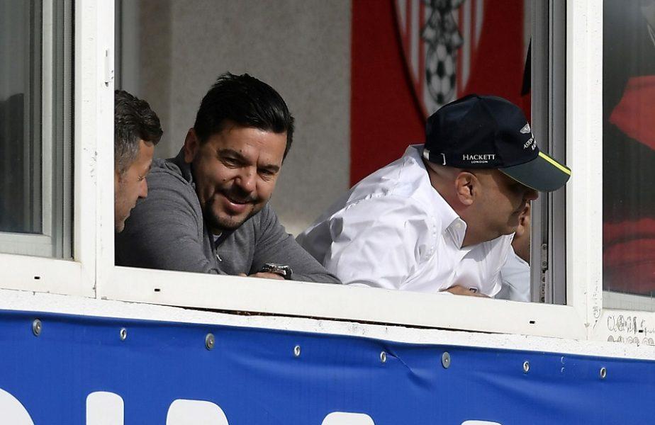 EXCLUSIV | Cosmin Contra a anunţat planurile spaniolilor la Dinamo. Ce spune de relaţia cu fanii