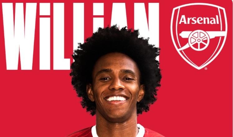 OFICIAL | Prima lovitură a verii! Willian a trădat-o pe Chelsea și a semnat cu Arsenal pentru un salariu uriaș