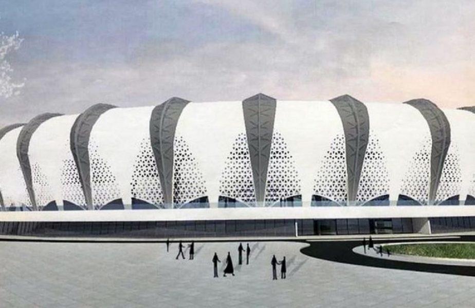 113 milioane de euro sunt cerute de la Guvern! Proiect uriaş pentru construcţia unui nou stadion în România