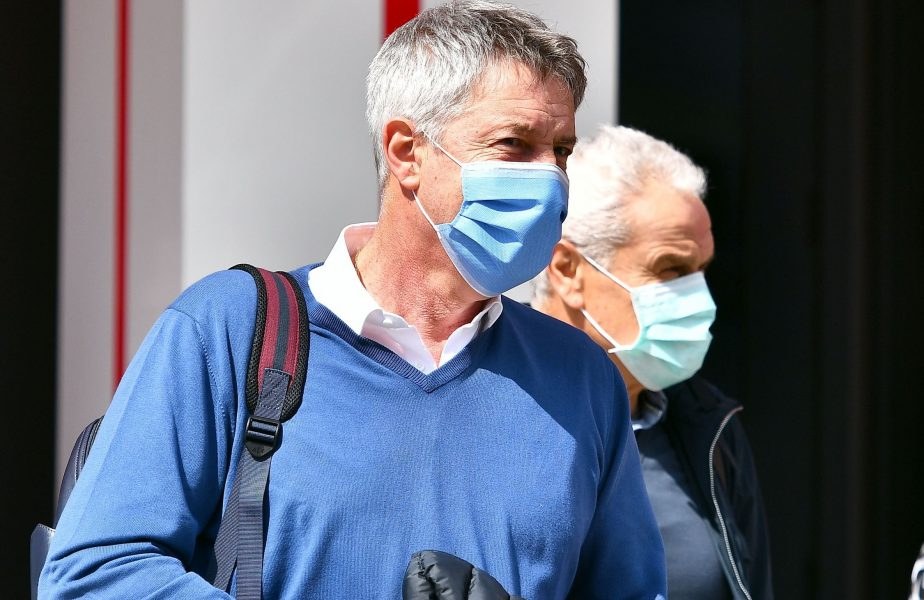 Cristiano Bergodi a scăpat de coronavirus şi a fost externat. Mesajul pe care l-a transmis medicilor din faţa spitalului