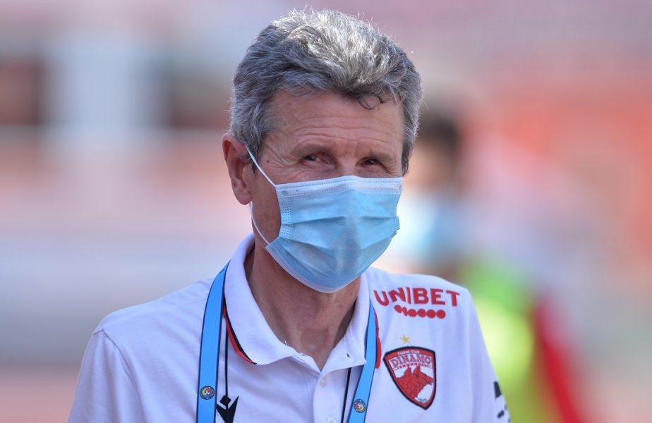 """Dinamo nu mai are nevoie de SMURD. Gigi Mulţescu, anunţat să îşi facă bagajele. """"De luni nu mai vine la echipă"""""""
