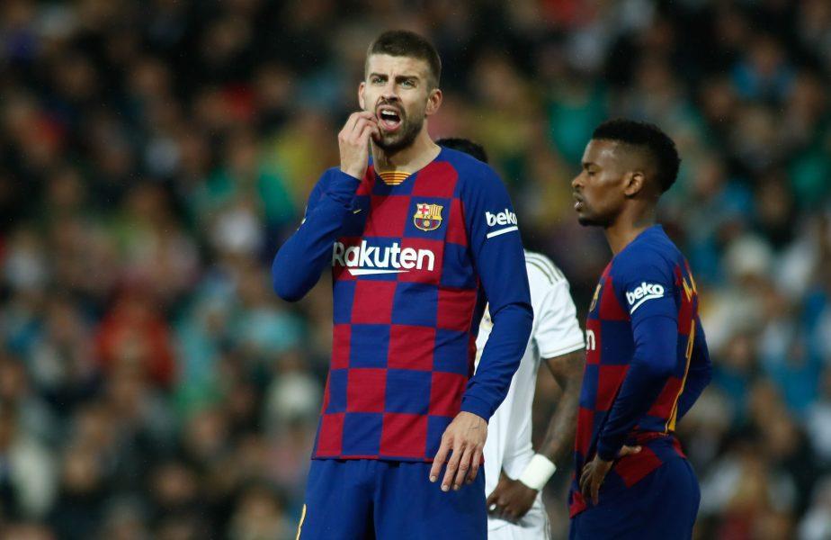 """""""Dacă va trebui să plec, o voi face. Am ajuns prea jos""""! Gerard Pique a dat cărţile pe faţă după măcelul cu Bayern Munchen"""