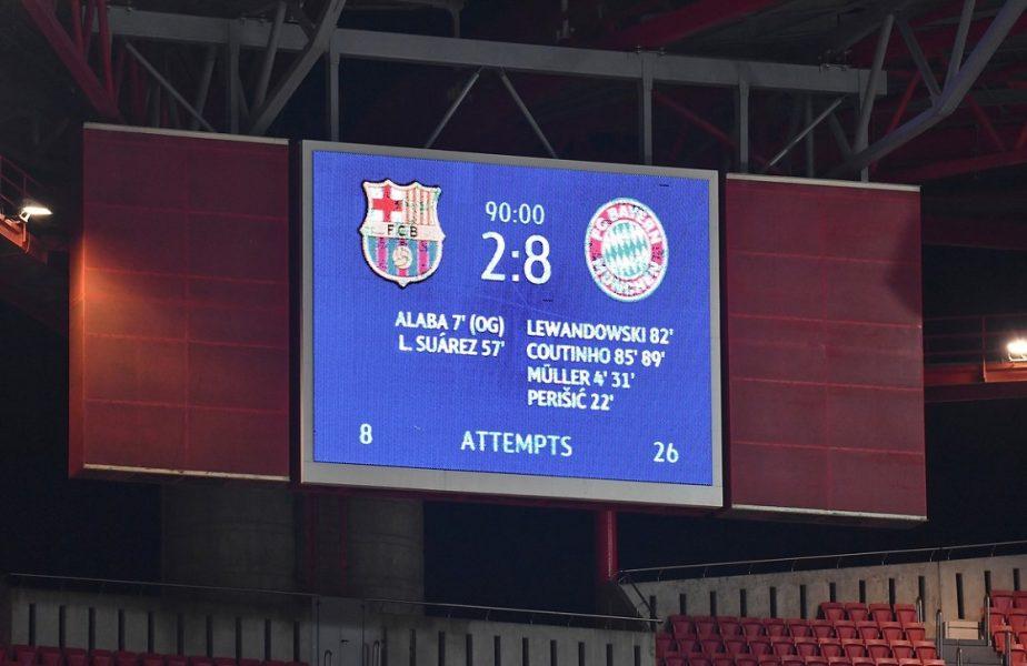 Barcelona Bayern