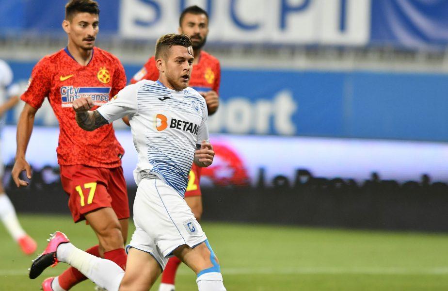 Cicâldău, dorit de un mare antrenor în Serie A! Cine îl compară pe jucătorul Craiovei cu unul dintre starurile de la PSG
