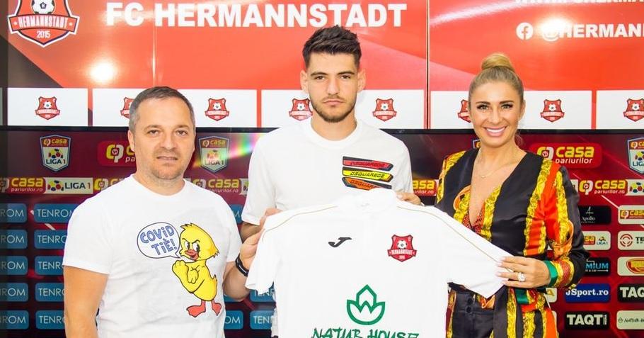 Anamaria Prodan loveşte din nou şi aduce jucători care au trecut pe la FCSB! Claudiu Belu a semnat cu Hermannstadt