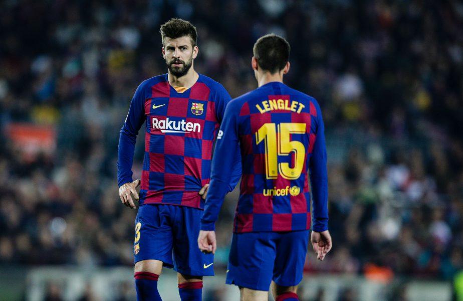 """Genial!:) Umilit de Bayern, Gerard Pique e ofertat de o echipă din Liga 1: """"Dacă vrea să plece de la Barcelona, îl așteptăm aici!"""""""