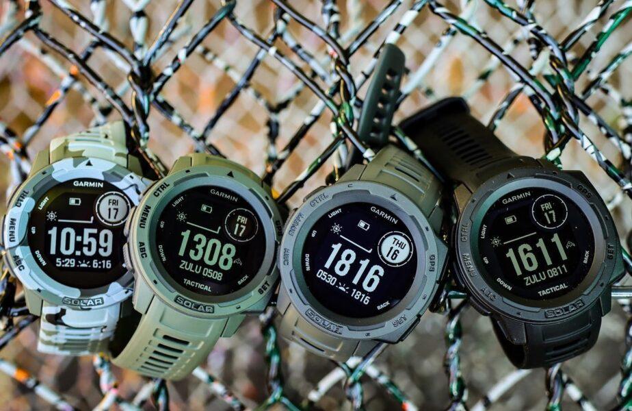 Cele mai bune ceasuri multisport și GPS-uri Garmin sunt disponibile la SportGuru, importator oficial al brandului în România
