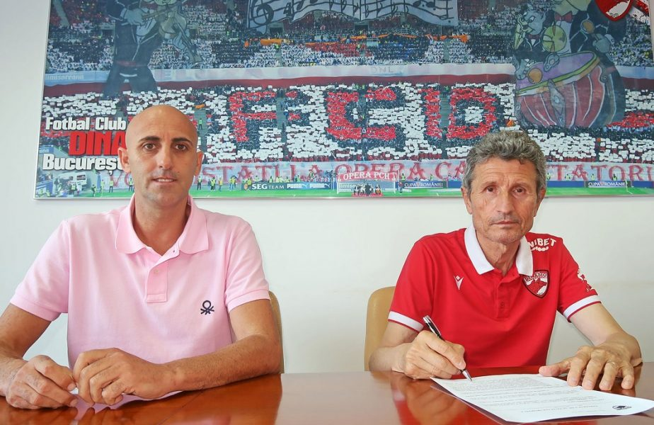OFICIAL | Gigi Multescu a semnat un nou contract cu Dinamo! Anunţul făcut de spaniolii care au preluat clubul de la Ionuţ Negoiţă
