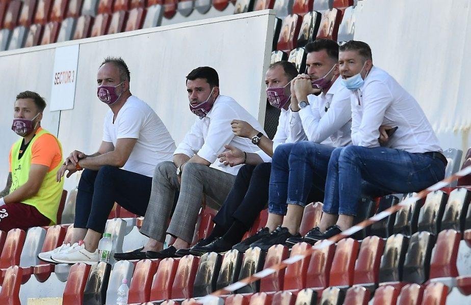 """ULTIMA ORĂ   Plecare importantă la CFR Cluj. Campionii României au rămas fără director sportiv. """"Nu e mare nevoie de mine!"""""""